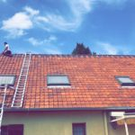 toit peinture imperméable 78