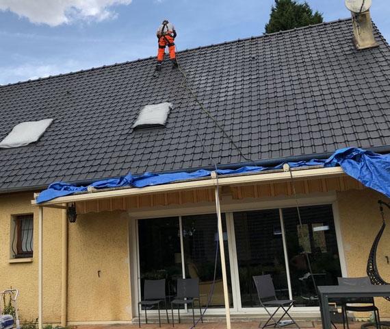 couverture toiture 78