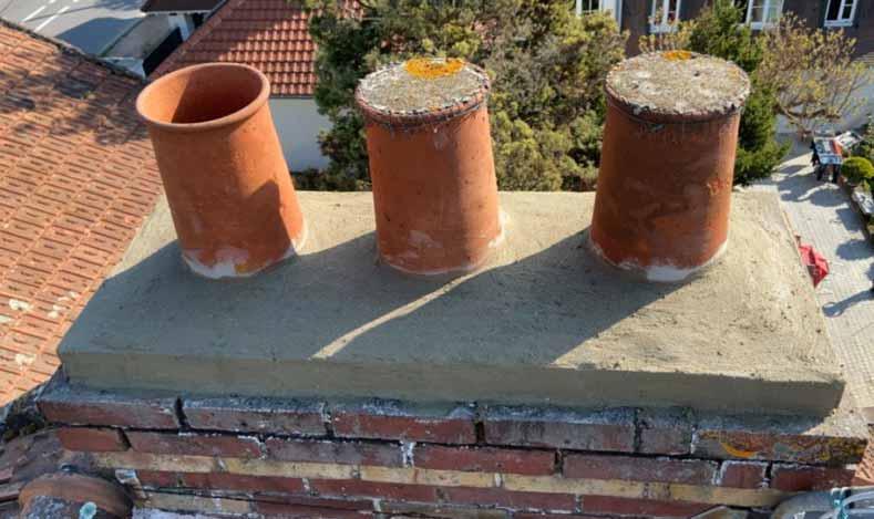 reparation solin cheminee 78 hardricourt